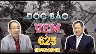 ĐỌC BÁO VẸM 625 phát sóng ngày 18/03/2019 với Hoàng Tuấn và Nguyên Khôi