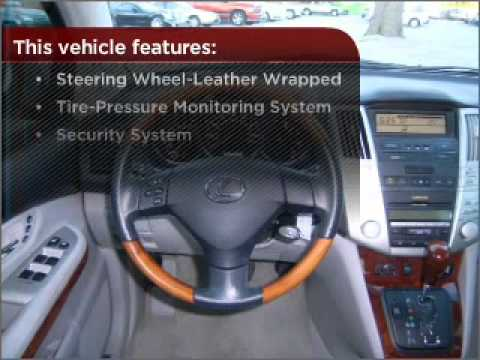 2006 lexus rx 330 in pensacola fl youtube for Frontier motors pensacola fl