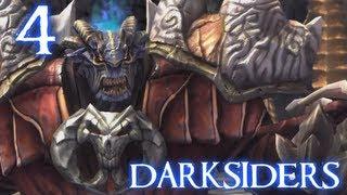Darksiders (ITA)-4- La Forca Ardente, BOSS Generale Fantasma
