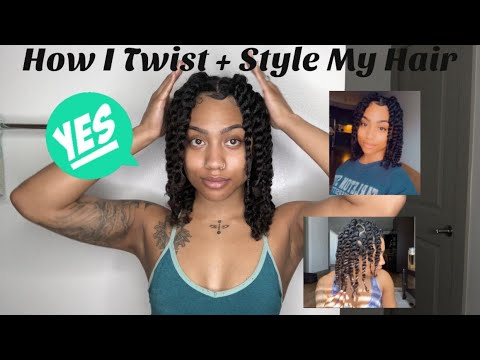 how-i-twist-style-my-hair-tutorial:-super-easy!