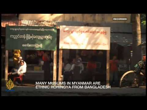 Inside Story - What is behind Myanmar's ethnic unrest?