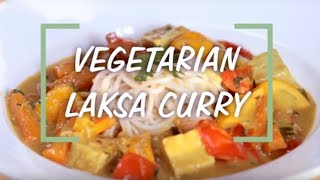 Vegetarian Laksa Curry | Saffola Fit Foodie | How To | Healthy