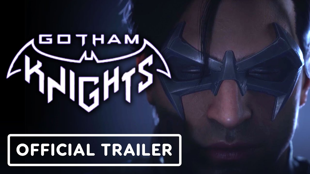Batman: Gotham Knights - Official World Premiere Trailer | DC Fandome