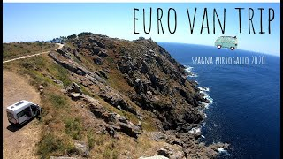 Euro van trip - Spagna Portogallo 2020