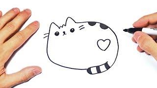 Download Dibujar Gato Kawaii Videos Dcyoutube
