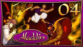Let's Play Aladdin [Genesis] Part 04
