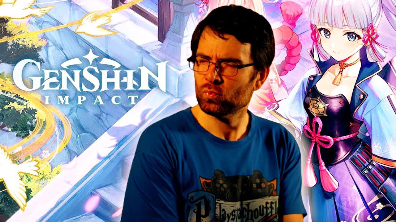 Genshin Impact - Les nouveautés de la 2.0! #Sponso