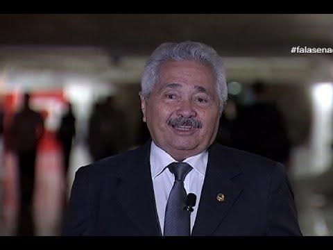 #falasenador: Elmano Férrer comenta PLC que define o cuidador como profissional