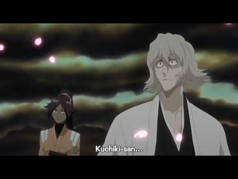 Kuchiki Byakuya Shikai - Senbonzakura