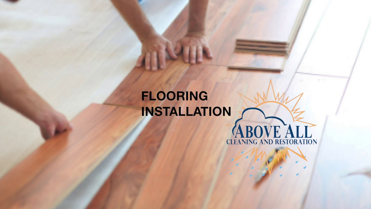 Above All Cleaning And Restoration