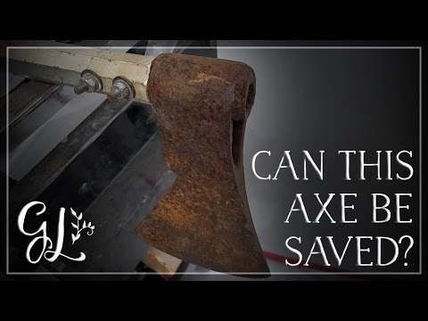 Can this Axe be Saved? Part 1: From the Ashes
