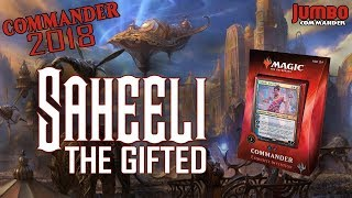Commander 2018 Upgrading Saheeli The Gifted
