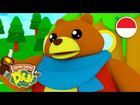 Lagu Anak-Anak Indonesia   Didi & Friends   Kunci Pak Beruang