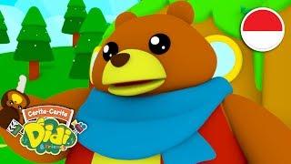 Lagu Anak-Anak Indonesia | Didi & Friends | Kunci Pak Beruang
