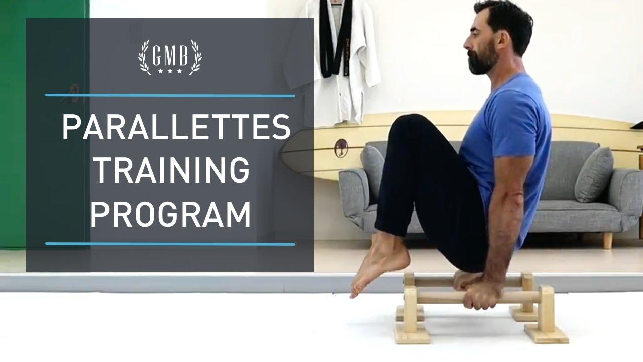 <div>Parallettes Workout Routine & Training Program</div>