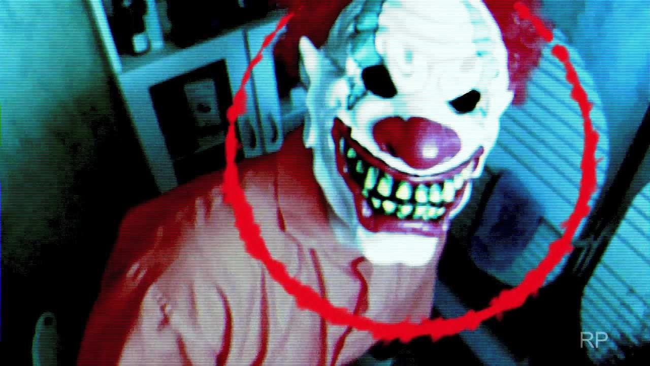 creepy clown haunting caught on camera season 1 episode 3 youtube