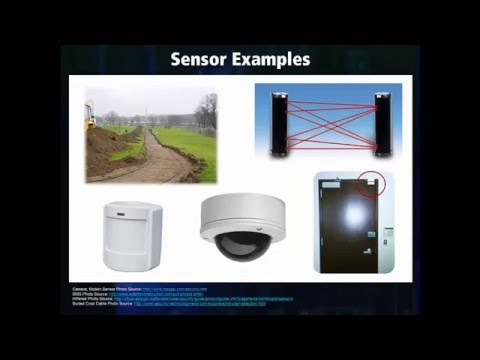 Physical Protection Systems: Detection