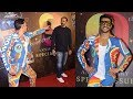 Crazy Simmba Ranveer Singh With Rohit Shetty At Box Office India 9th Anniversary issue Launch