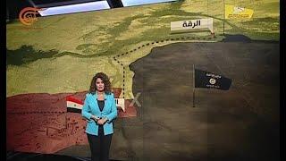 خارطة توزّع القوى في منطقة شمال سوريا