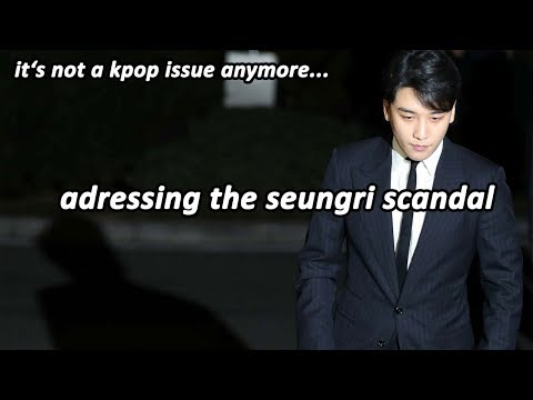Seungri's Lies Caught Up With Him