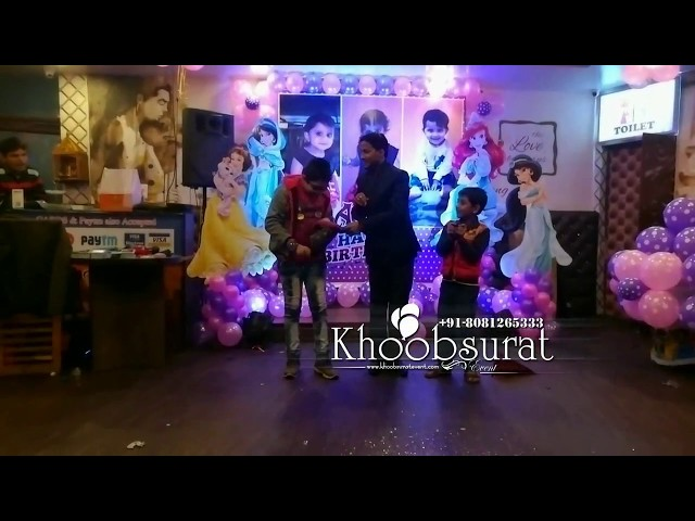 magic show by khoobsurat event