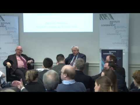 Rt Hon Carwyn Jones AM, Minister of Wales: Our future union – a perspective from Wales