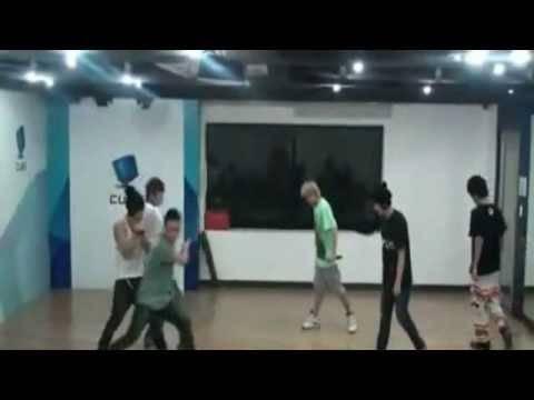 B2st/Beast - Shock practise ver.2