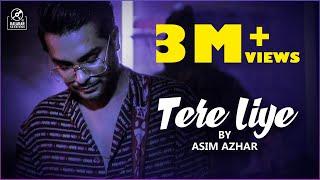 Video Tere Liye - Asim Azhar (Official Video) KalaKar Sessions | Season 1 download MP3, 3GP, MP4, WEBM, AVI, FLV November 2019