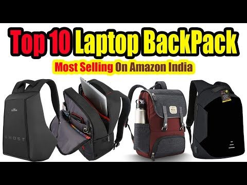Best 10 Laptop Backpack 2019-2020. Best Laptop Bags On Amazon India