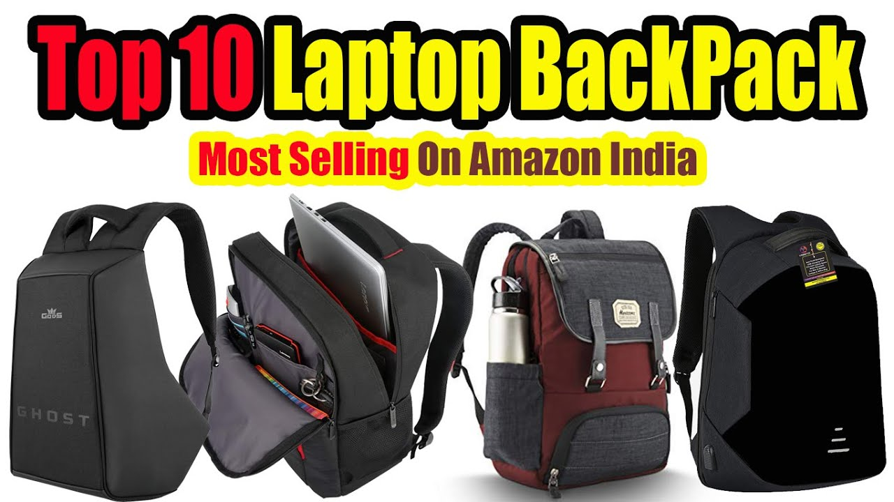 Best Laptop Backpack 2020.Top 10 Laptop Backpack 2019 2020 Best Backpacks On Amazon India