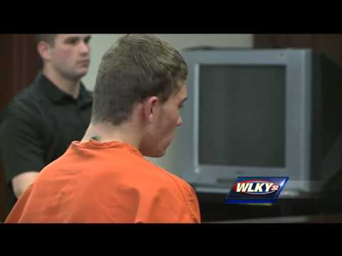 Dalton Hayes arraigned in Grayson County Thursday