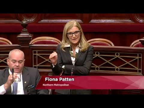 Fiona Responds To Shooters, Fishers And Farmers Motion
