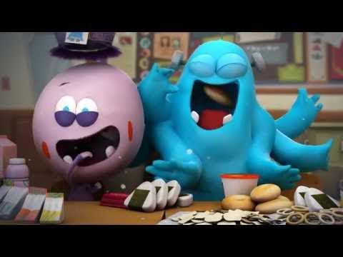 Spookiz | Hipnosis | Dibujos animados divertido para los niños | WildBrain