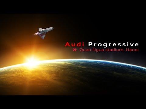 Live Stream l Audi Progressive 2016: Ngày 1 - Show trình diễn của Ca sĩ Noo Phước Thịnh