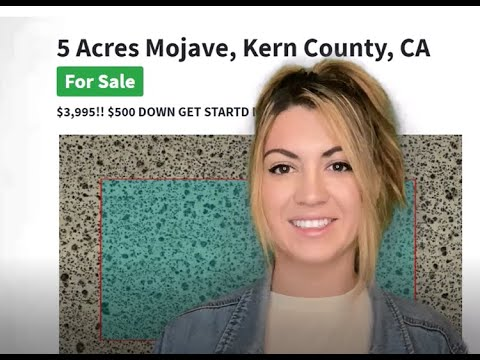 5 Acres Mojave, Kern County, CA