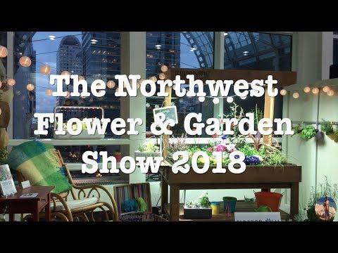 Northwest Flower & Garden Festival Seattle 2018