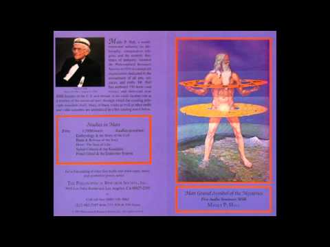 Manly P. Hall - Pineal Gland & the Endocrine System