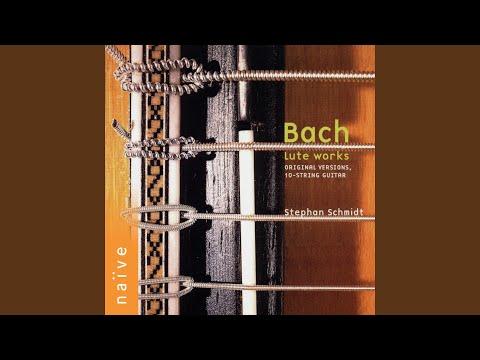 Fugue In G Minor, BWV 1000