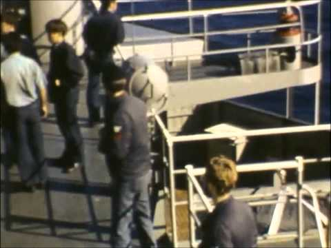 USS Little Rock Med Cruise Nov 71 to May 72 - Part 1