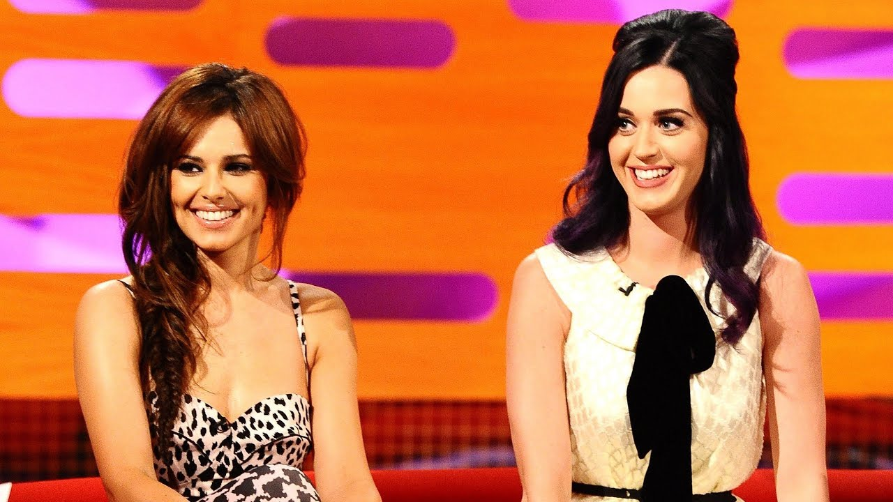 Download Red Chair Stories with Cheryl Cole and Katy Perry - The Graham Norton Show - S11 E9 - BBC One