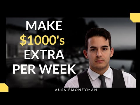 5 Legit Ways To Make More Money Each Week