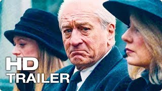 ИРЛАНДЕЦ Русский Трейлер #2 (Дубляж, 2019) Роберт Де Ниро, Аль Пачино Netflix Movie HD