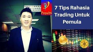 7 Tips Rahasia Trading Untuk Trader Pemula