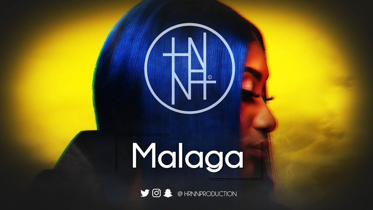 "Aya Nakamura Type Beat 2020 - ""Malaga"" | Summer Beat | Instru Type Aya Nakamura ft. @TromatizMusic"