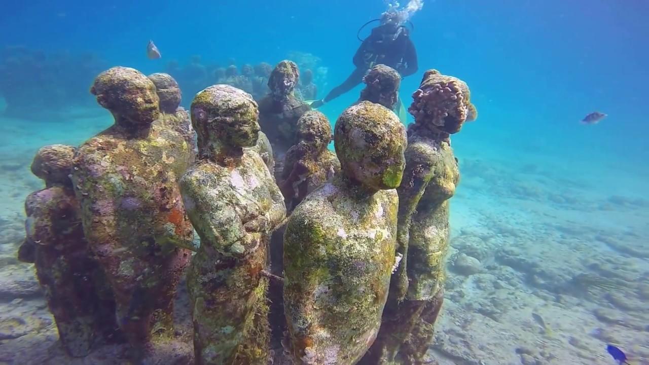 MUSA - Underwater Museum of Art - 2016