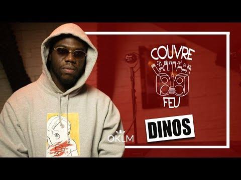 DINOS - Freestyle Exclusif #Taciturne COUVRE FEU sur OKLM Radio
