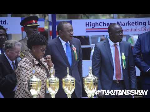 Nairobi International Trade Fair (2017) - Official Opening Day