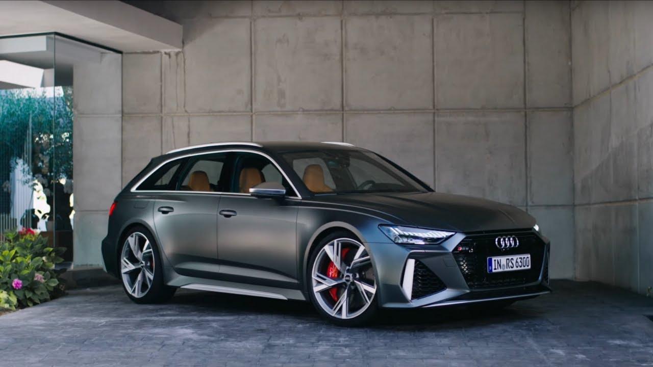 2021 Audi Rs6 Wagon
