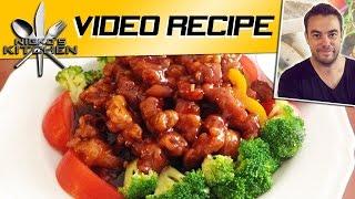 General Tso Chicken - Video Recipe