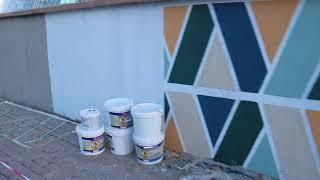 Ого: в Нур-Султане на площади меняют плиты на штукатурку